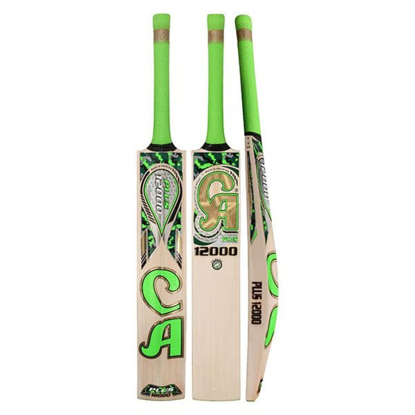 CA Plus 12000 Cricket Bat English Willow For Men - BATS - MENS ENGLISH WILLOW