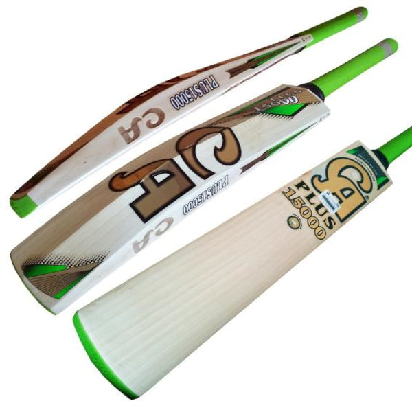 CA Plus 15000 Cricket Bat English Willow Top Quality For Men - BATS - MENS ENGLISH WILLOW