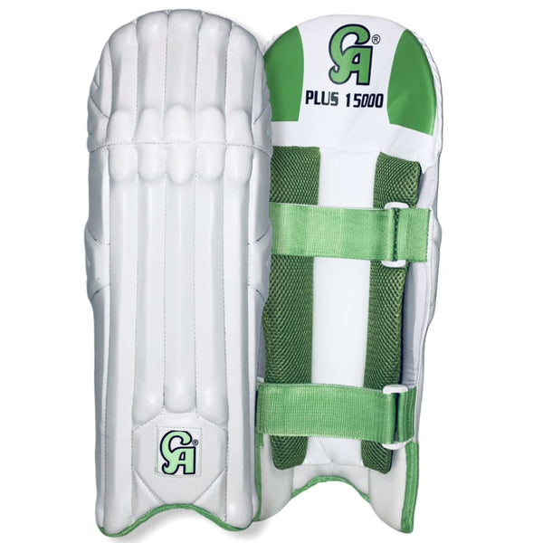 CA Plus 15000 Wicket Keeping Pads - Men - PADS - WICKET KEEPING