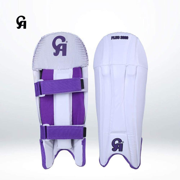 CA Plus 3000 Cricket Wicket Keeping Pads Legguard - PADS - WICKET KEEPING