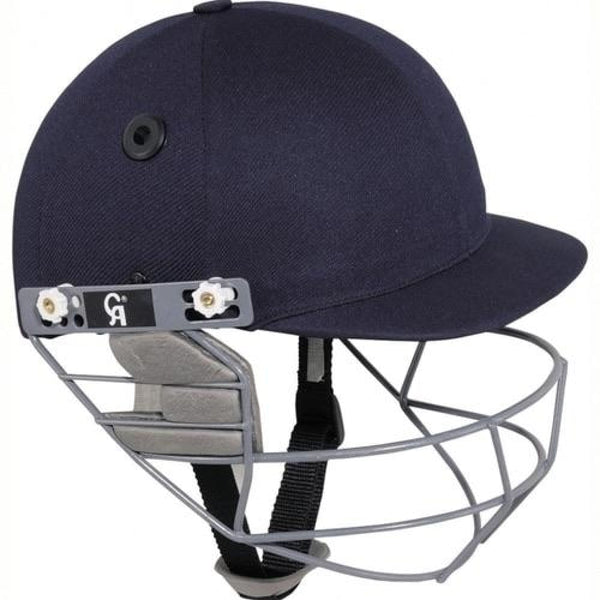 CA Plus 5000 Cricket Helmet Navy - HELMETS & HEADGEAR