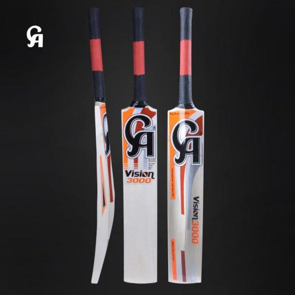 CA Vision 3000 Tape Ball Softball Tennis Cricket Bat - BATS - SOFTBALL