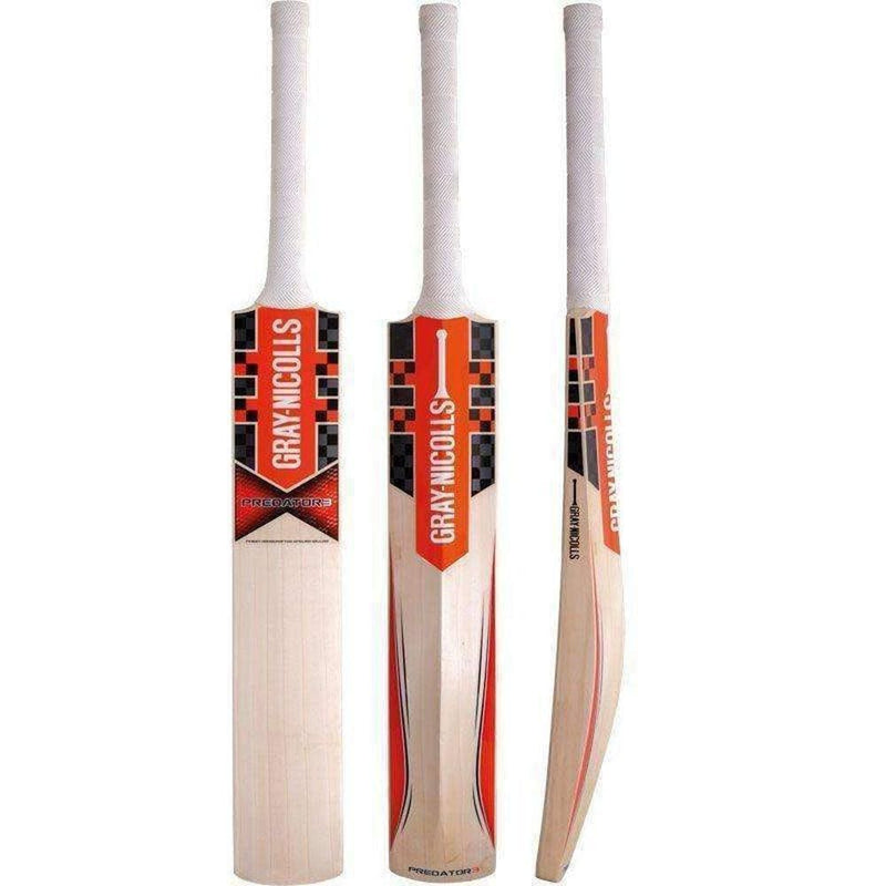 Cricket Bat Gray-Nicolls Predator3 Blade PP Mens Short Handle - BATS - MENS ENGLISH WILLOW