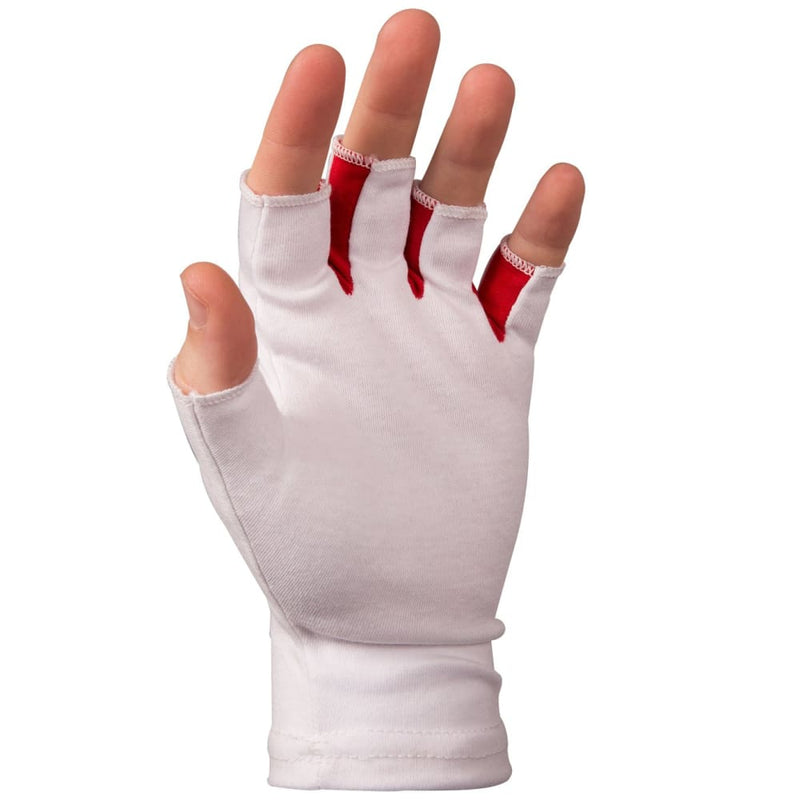 Cricket Fingerless Gloves Inner for Batting Pro Gray Nicolls - GLOVE - BATTING