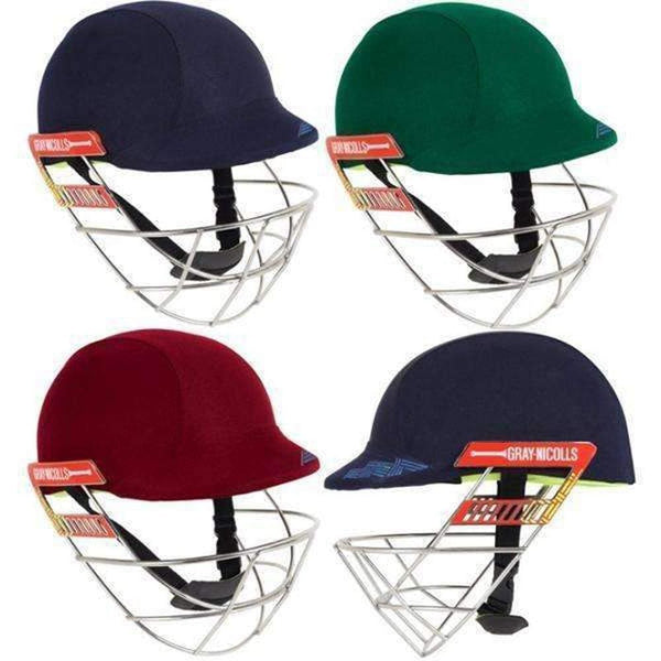 Cricket Helmet Gray-Nicolls Omega Xrd Navy | Mens Comfortable Fit - HELMETS & HEADGEAR