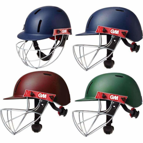 Cricket Helmet Purist Geo Gunn & Moore | Various Colors & Sizes - HELMETS & HEADGEAR