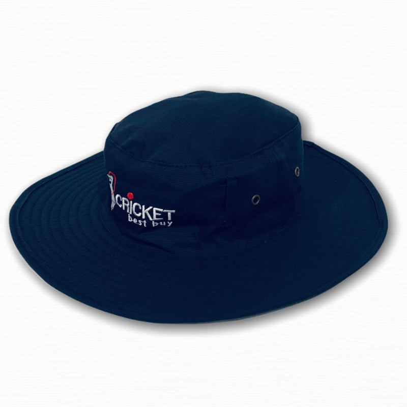 Cricket Sun hat Classic Traditional Style Sun Protection Navy - CLOTHING - HEADWEAR