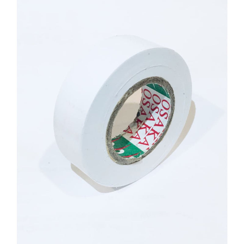Cricket Tennis Ball Tape White PVC Pack of 3 - BALL - SOFTBALL