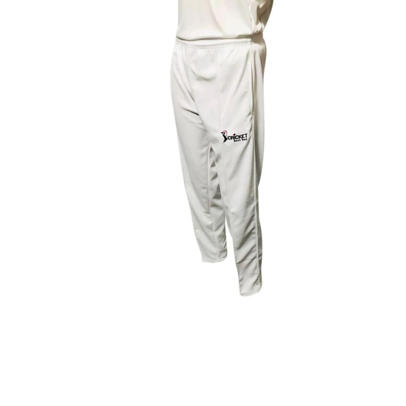 Cricket Uniform Kit Shirt and Trouser Combo White Cool Maxx Fabric by CBB - CLOTHING - COMBO