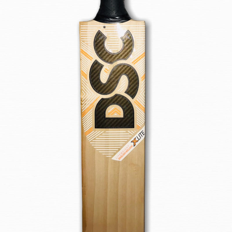 DSC Xlite 5.0 Cricket Bat English Willow - Short Handle - BATS - MENS ENGLISH WILLOW