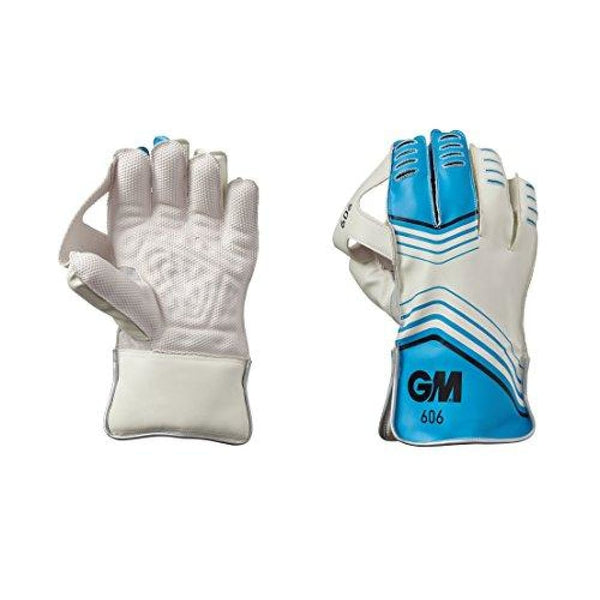 GM 606 Wicket Keeping Gloves - Youth - GLOVE - WICKET KEEPING