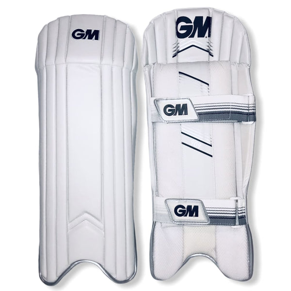 GM 909 Wicket Keeping Pads Legguards - Mens - PADS - WICKET KEEPING