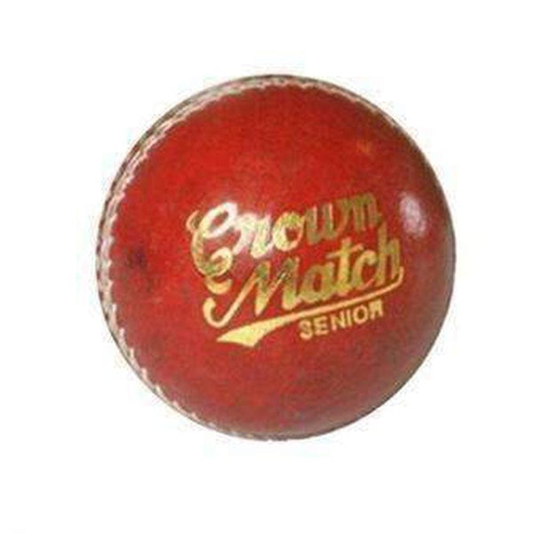 Gm Crown Match Senior Cricket Ball - BALL - 4 PCS LEATHER
