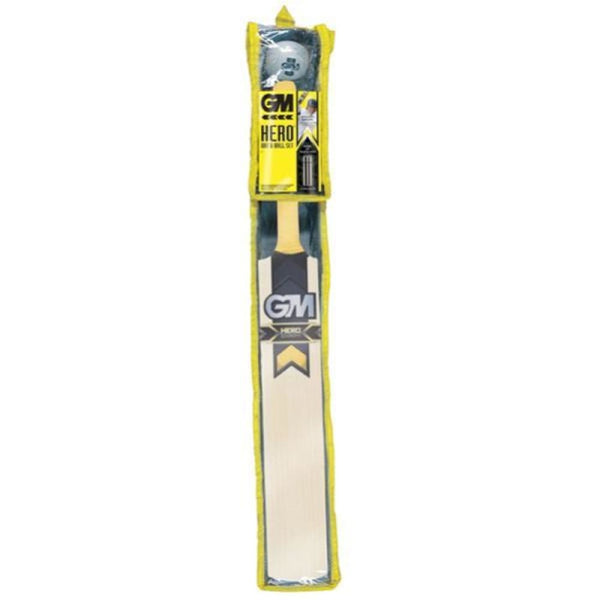 Gm Hero Dxm Plastic Cricket Set - Size 6 - BATS - CRICKET SETS