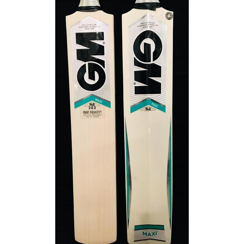Gm Maxi F4.5 Dxm 303 ToeTek Cricket Bat Short Handle English Willow - BATS - MENS ENGLISH WILLOW