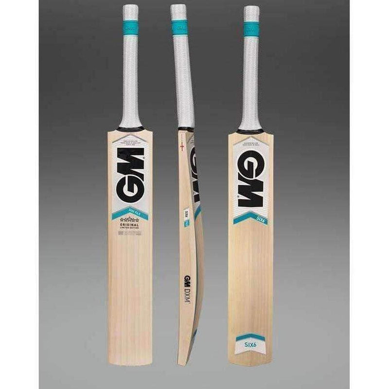 Gm Six6 F4.5 Dxm Original Cricket Bat - BATS - MENS ENGLISH WILLOW
