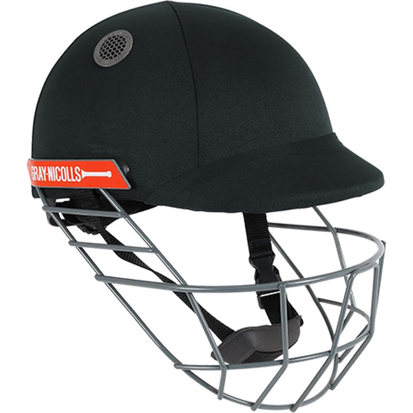 Gray-Nicolls Atomic Black Cricket Helmet - HELMETS & HEADGEAR