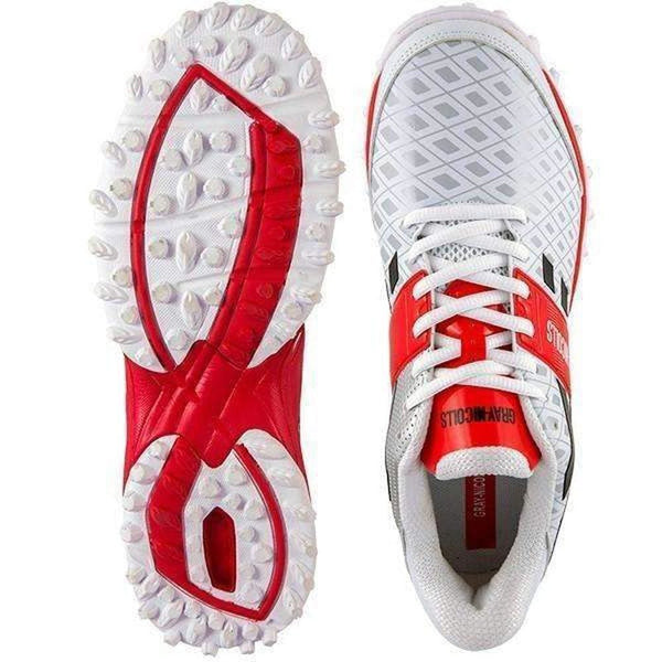 Gray-Nicolls Atomic Rubber Sole Cricket Shoe - FOOTWEAR - RUBBER SOLE