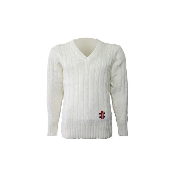 Gray nicolls Cream Sweater - Xlarge - CLOTHING - SWEATER