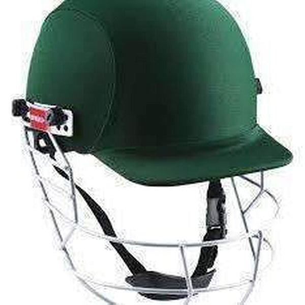 Gray-Nicolls Elite Green Helmet - HELMETS & HEADGEAR
