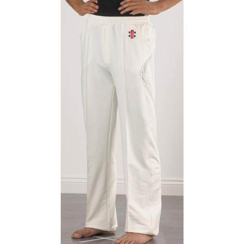 Gray-Nicolls Ice Xp White Trim Pants Trouser - CLOTHING - PANTS