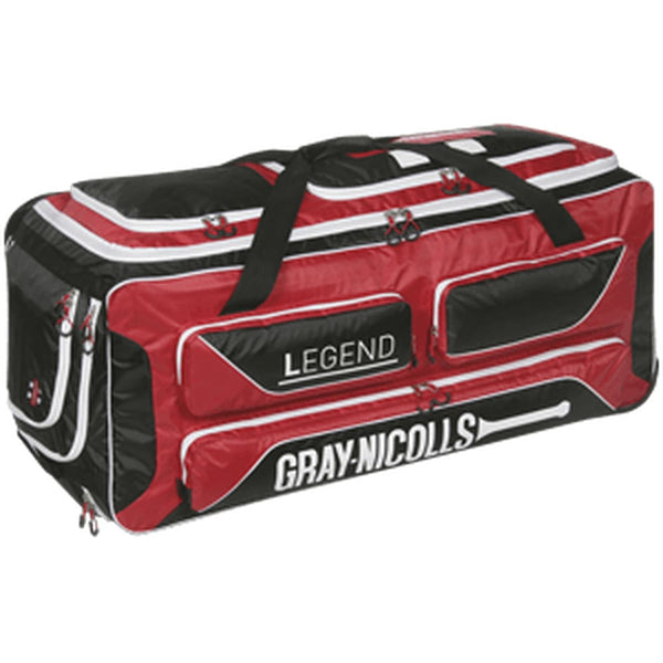 Gray-Nicolls Legend Black/Red Bag - BAG - PERSONAL