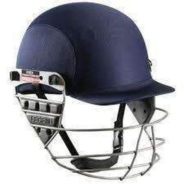 Gray-Nicolls Legend Titanium Navy Cricket Helmet - HELMETS & HEADGEAR