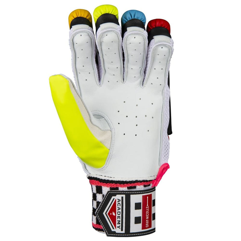 Gray Nicolls Off-Cuts Academy Batting Gloves - GLOVE - BATTING