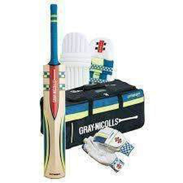 Gray-Nicolls Omega Boxed Cricket Set - BATS - CRICKET SETS