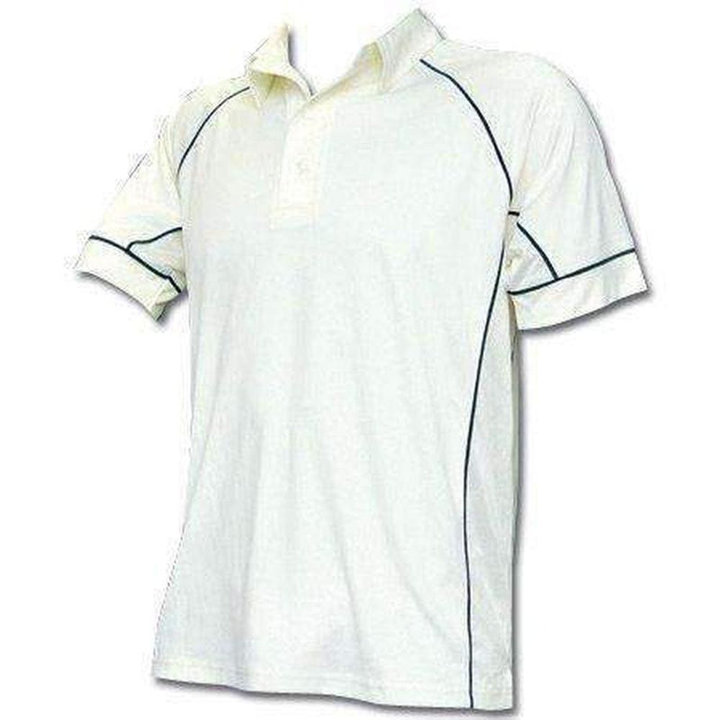 Gray-Nicolls Players Navy Trim Shirt - CLOTHING - SHIRT