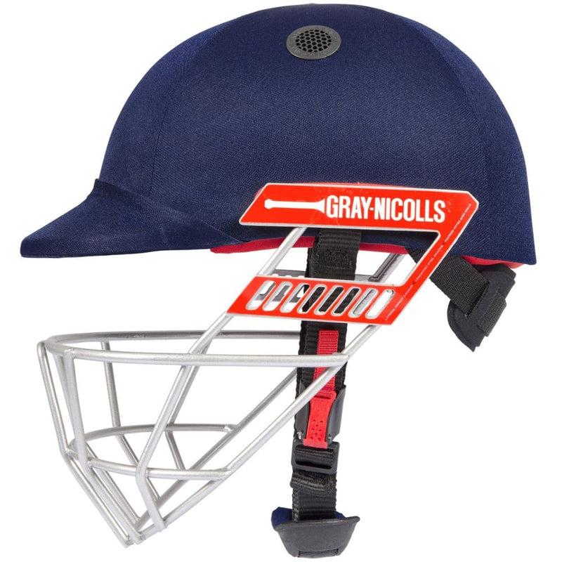 Gray-Nicolls Players Titanium Grille Cricket Helmet - HELMETS & HEADGEAR