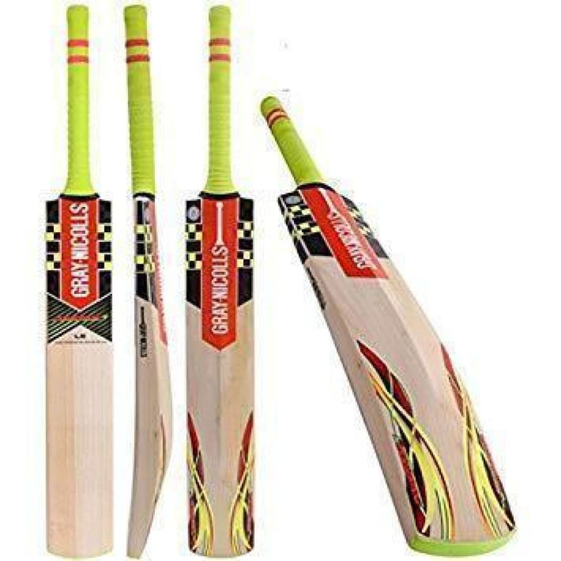 Gray Nicolls Powerbow 5 400 Cricket Bat - BATS - MENS ENGLISH WILLOW