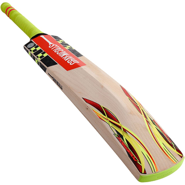 Gray Nicolls Powerbow 5 Blaze Cricket Bat - BATS - MENS KASHMIR WILLOW