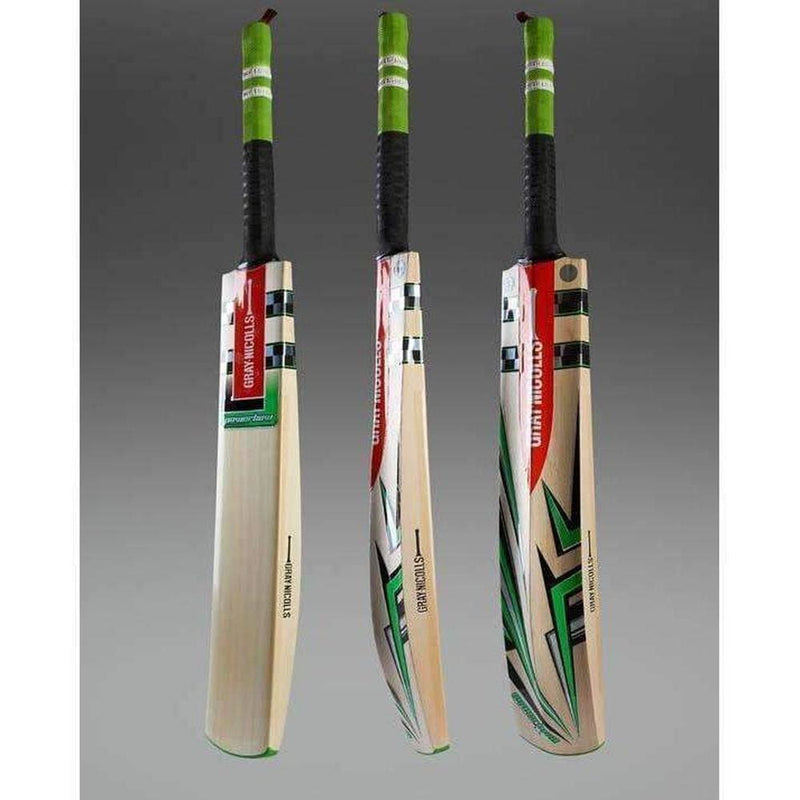 Gray-Nicolls Powerbow Genx Players Select CricketBat - BATS - MENS ENGLISH WILLOW