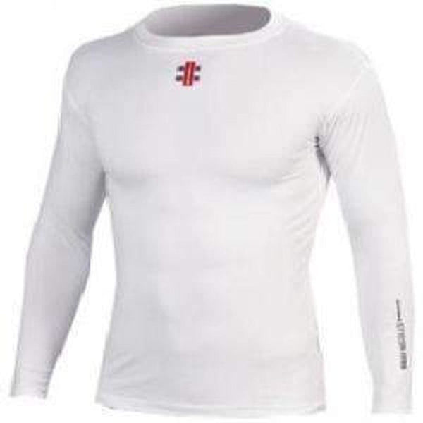 Gray-Nicolls Pro Base Layer Cover Point Tops Shirt - CLOTHING - SHIRT
