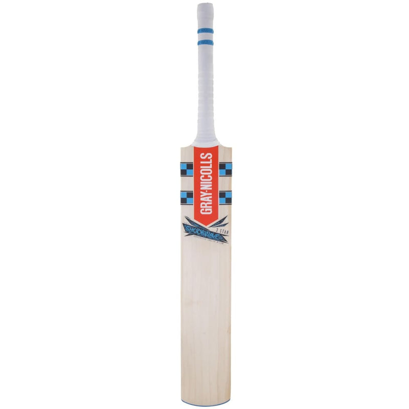 Gray Nicolls Shockwave 3 Star Cricket Bat English Willow - Short Handle - BATS - MENS ENGLISH WILLOW