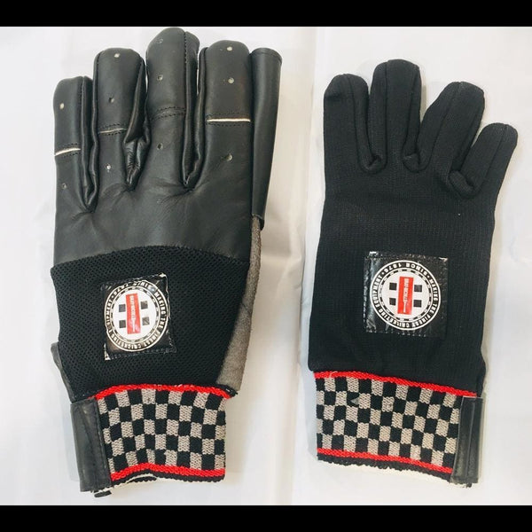 Gray-Nicolls Softball Indoor Test Gloves Wicket Keeping - GLOVE - WICKET KEEPING