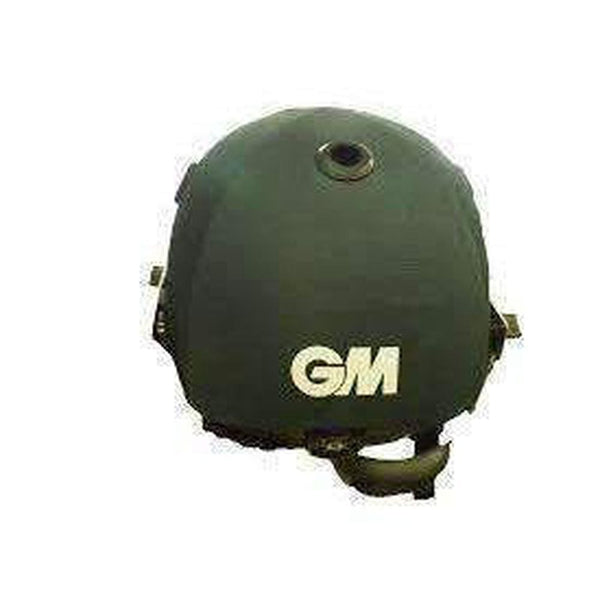 GUNN & MOORE Icon Geo Green Cricket Helmet - HELMETS & HEADGEAR