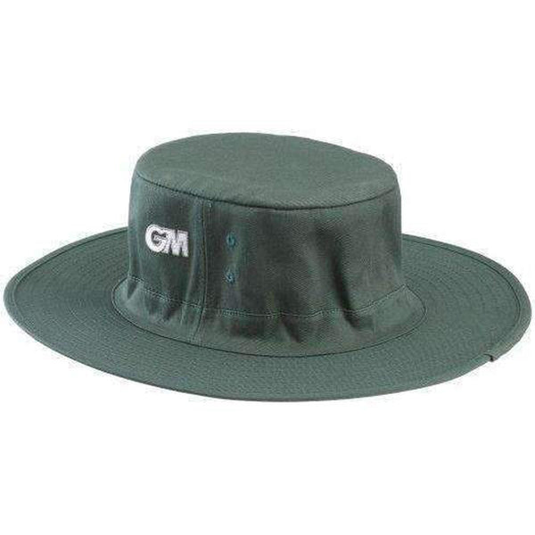 GUNN & MOORE Panama Sun Hat Green Hat - CLOTHING - HEADWEAR