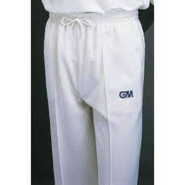 GUNN & MOORE Premier Cream Pants - CLOTHING - PANTS