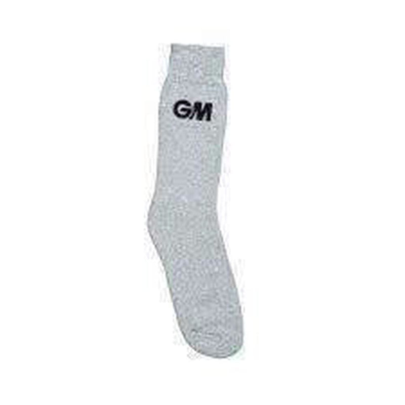 GUNN & MOORE Premier Grey Socks - CLOTHING - SOCKS