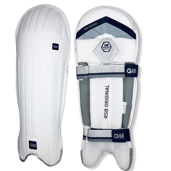 GUNN & MOORE RSB Original Batting Pads Super Lightweight 2 Strap - Men - PADS - BATTING