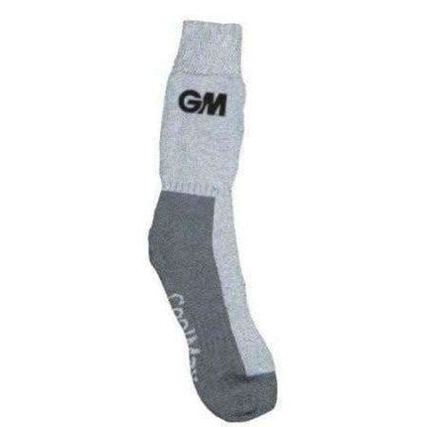 GUNN & MOORE Teknik Marl Grey Socks - CLOTHING - SOCKS