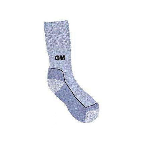 GUNN & MOORE Teknik Plus Grey Socks - CLOTHING - SOCKS