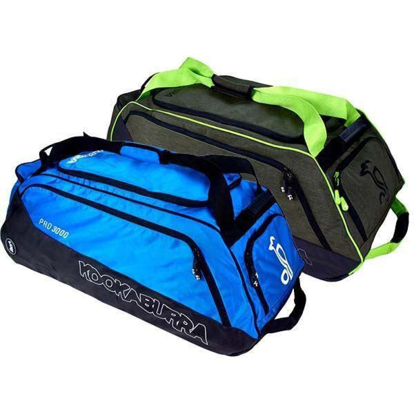 KB Pro 3000 Cricket Kit Bag Wheelie Kookaburra - BAG - PERSONAL