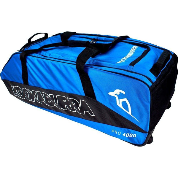 KB Pro 4000 Cricket Kit Bag Wheelie Kookaburra - BAG - PERSONAL