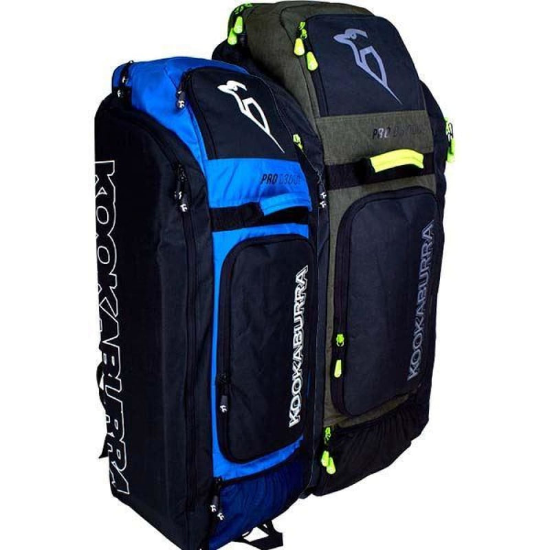 KB Pro D3000 Cricket Kit Duffle Bag Kookaburra - BAG - PERSONAL
