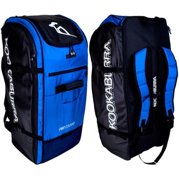 KB Pro D5000 Cricket Kit Duffle Bag Kookaburra - BAG - PERSONAL