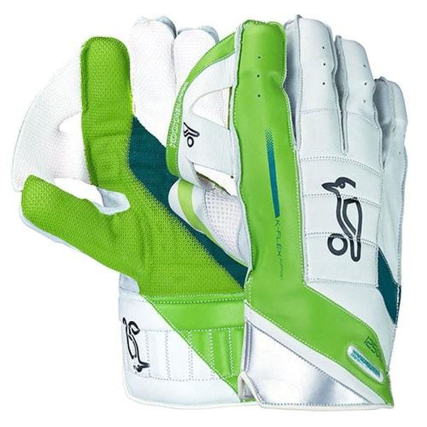 Kookaburra 1250 Long Cut Wicket Keeping Gloves Top Performance - Men - GLOVE - WICKET KEEPING