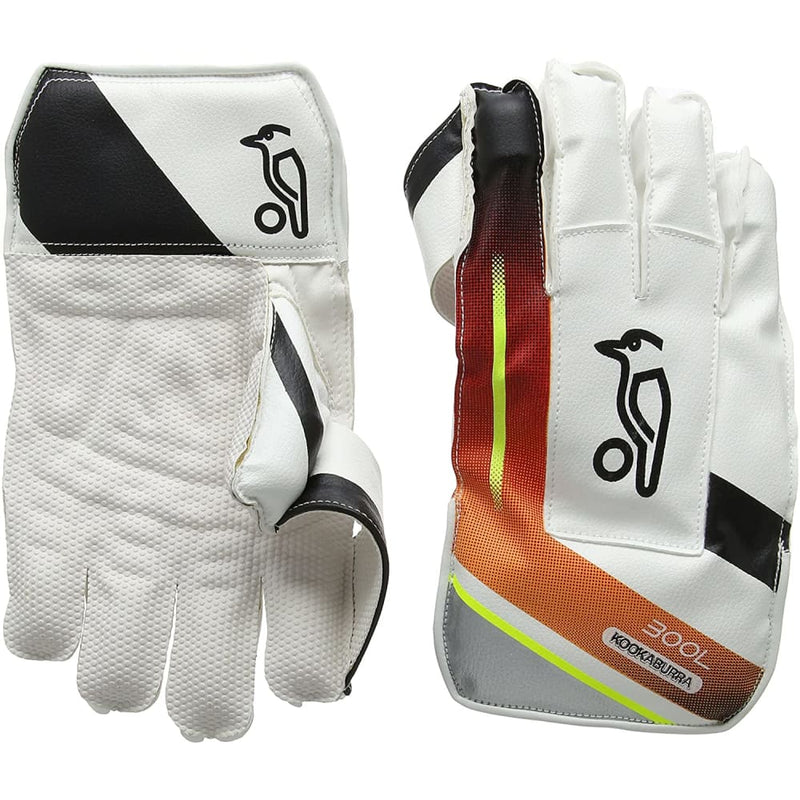 Kookaburra 300 Long Cut Wicket Keeping Gloves - Men - GLOVE - WICKET KEEPING